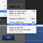 How To Export Multiple Tracks In Logic Pro 9 And Logic X – Video Tutorial