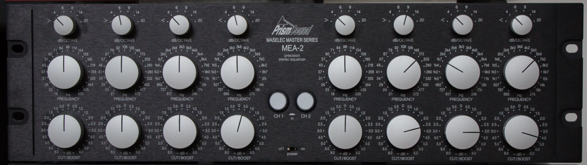 Prism Sound Maselec MEA-2 D