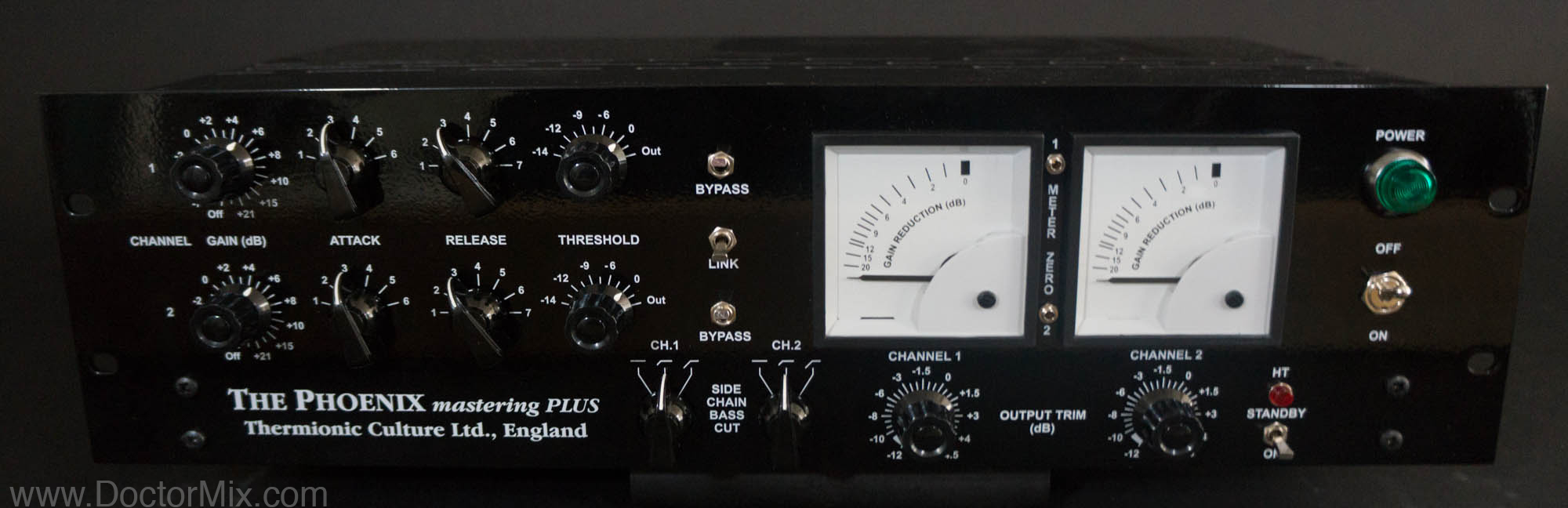 Mastering with the Phoenix Compressor