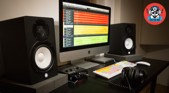 How To Make A Mix Sound Professional In Your Home Studio