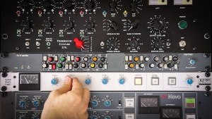 Solid State Logic Compressor