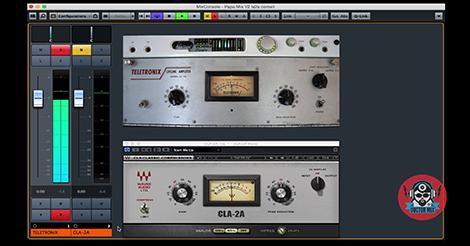LA2A Hardware Vs Plugin