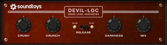 Soundtoys DevilLock