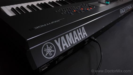 Yamaha Montage Logo
