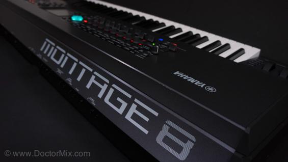 Yamaha Montage Back 2