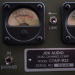JDK R22 Stereo Compressor