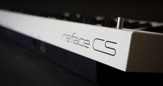 Yamaha Reface CS-04-565-W