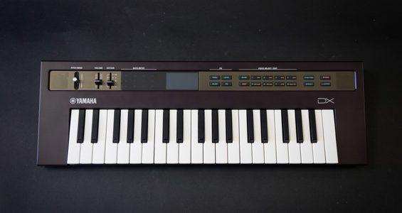 Yamaha Reface DX-01-565-W