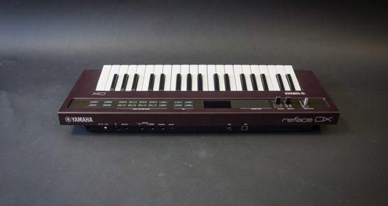Yamaha Reface DX-02-565-W