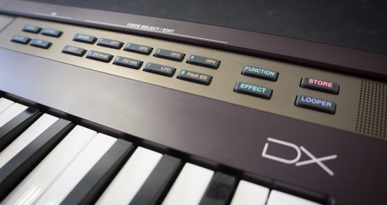 Yamaha Reface DX-03-565-W