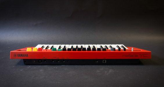 Yamaha Reface YC-04-565-W