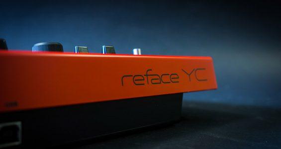 Yamaha Reface YC-05-565-W