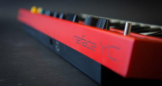 Yamaha Reface YC-06-565-W