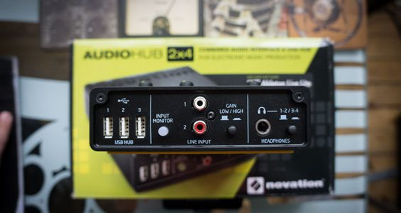 Novation-Audiohub-2x4---4