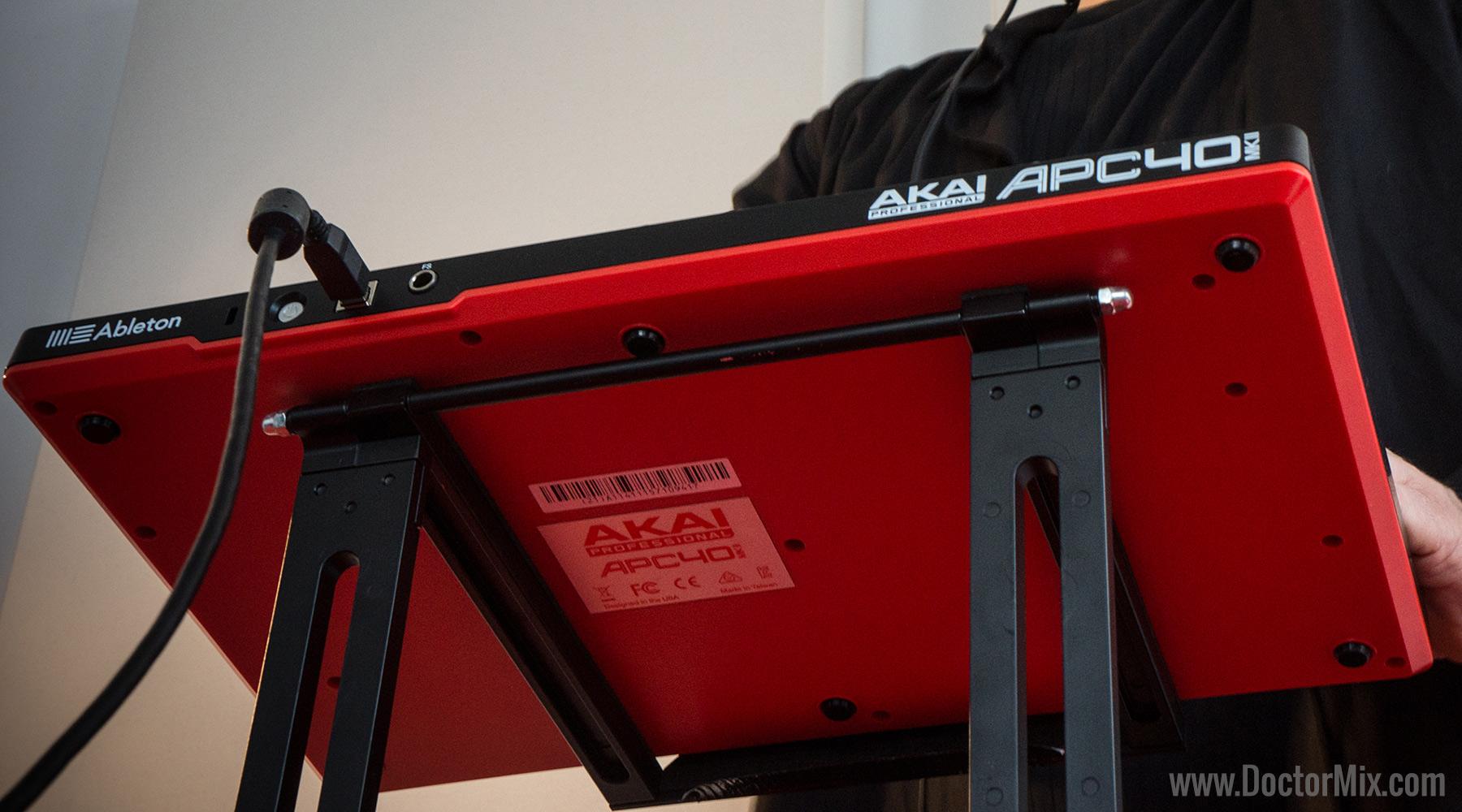 Akai APC40 mk2 controller for Ableton Live