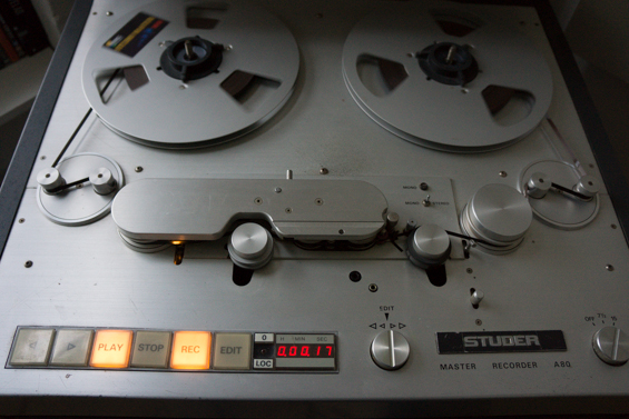Mastering With Tape