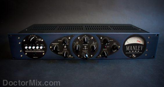 Manley Core Reference Channel Strip Front 565
