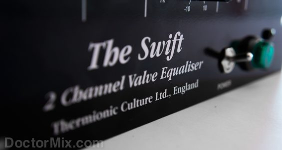 The Swift EQ logo