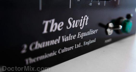 The Swift EQ logo