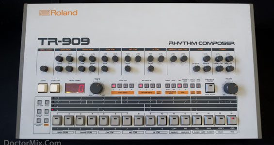 TR-909 02-565-W