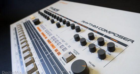 TR-909 16-565-W