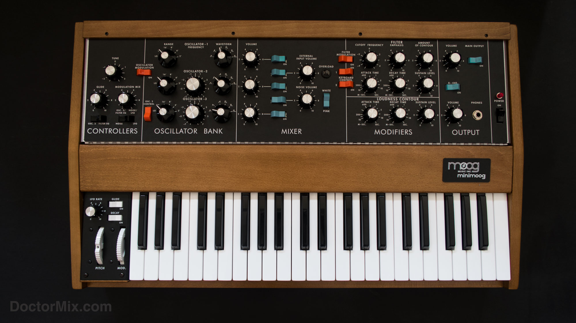 minimoog model d review