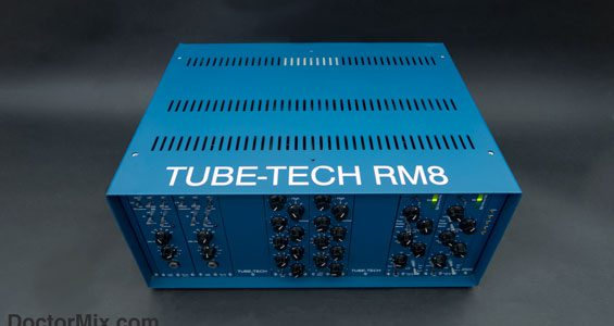 Tube-Tech RM8-07-565-W