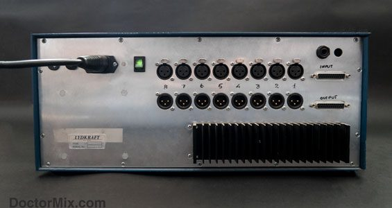 Tube-Tech RM8-10-565-W
