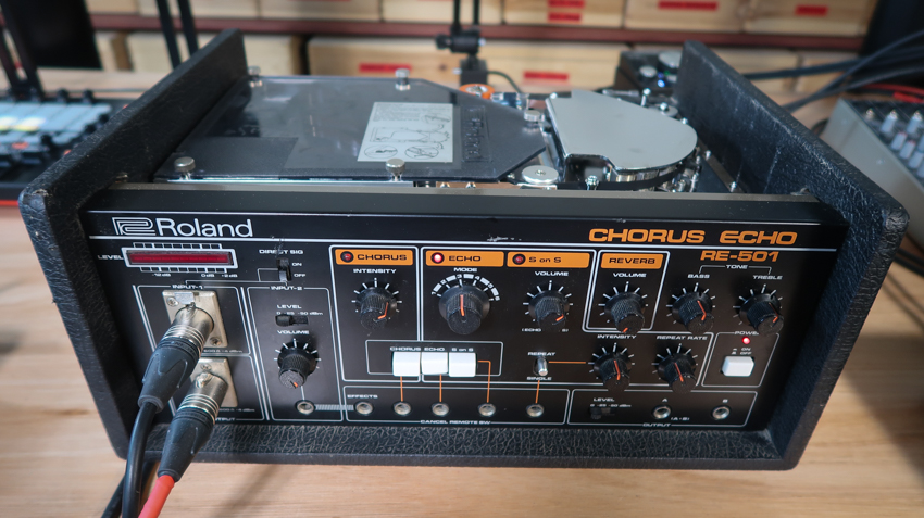 Roland RE-501 Corus Echo Open